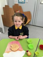 First Day in Nursery 1
