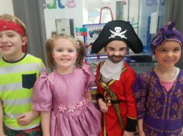 Primary 3 Christmas Concert: 'Pirates, with Molly on Board'