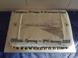 Ebrington Primary School Officially Opens!