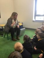 The Doctor visited Nursery!