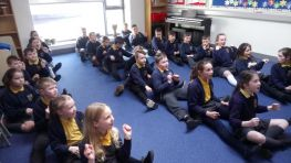 P6 Explore Music Through 'Raiders and Traders!'