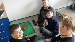 Year 6B Animations