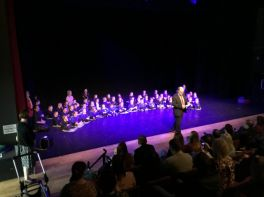 'Jo Jingles Showcase' in the Waterside Theatre