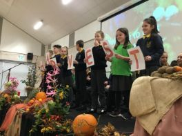 Harvest Assembly Year 6B
