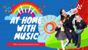 Music At Home with Mrs Armstrong