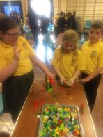 Lego Maths Challenges