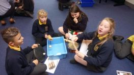 P7 Explore Music Through 'The Victorians'