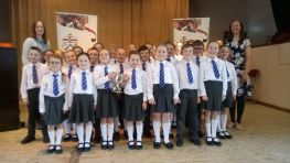 Junior Choir Excel at Festival
