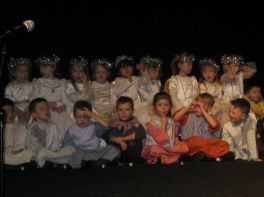 Nursery Rhyme Nativity